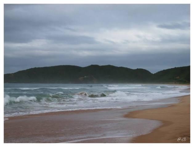 La plage, à deux pas de l'hôtel © C.F.