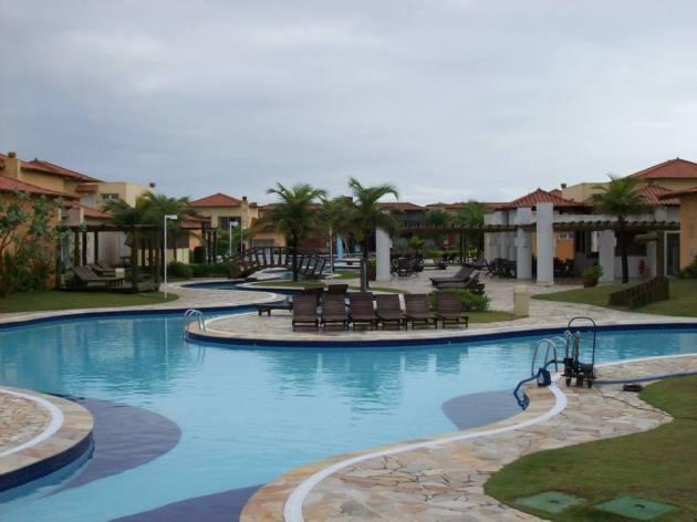 La piscine de l'hôtel © C.F.