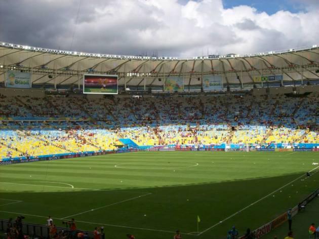 Le stade de Maracanã
