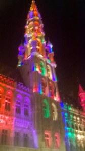 L'hôtel de ville, Grand-Place, Bruxelles