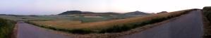 À la sortie de Viloria de la Rioja